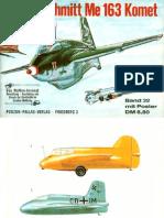 032 Waffen Arsenal Messerschmitt Me 163 Komet