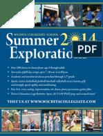 2014SummerSchoolBrochure Interactive
