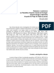 Valente 2004 - Humanos e carnívoros no Paleolítico Superior inicial em Portugal