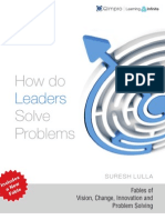 How Do Leaders Solve Problems - 2nd Edition