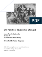 EDEL453 Spring2014 Taylor Fitzgerald Unit-plan Wednesday