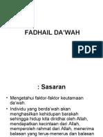 1 fadhail da'wah 2