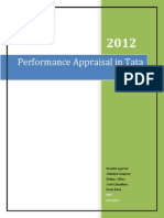 Performance Appraisal (Introduction)