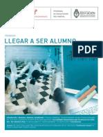 A PEDAG02 Llegar a Ser Alumno Linares