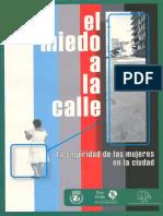 El Miedo a La Calle. Ivonne Macassi León (Coord.), 2005