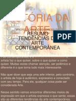 Histriadaarte Tendnciasdaartecontempornea 140315155657 Phpapp01