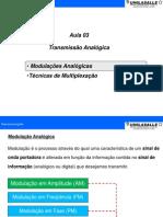 Aula_03 Vs02 - Transmissao Analogica