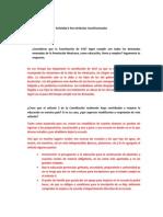 Actividad 2 Unidad 2 Artículos. Contexto Socioeconomico de Mexico