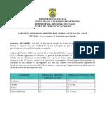 Balanço Operação Finados 3010 a 02112009 Twitter