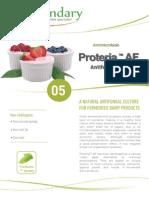 Proteria AF antifungal culture