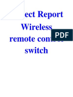 2 Channel RF switch