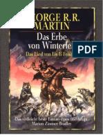 Martin, George R. R. - Das Lied Von Eis & Feuer - 02 - Das Erbe Von Winterfell - Kopie