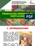 1. Producción Orgánica de Hortalizas 1