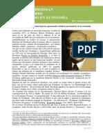 Friedman Economia Positiva