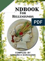 Handbook for Hellenismos