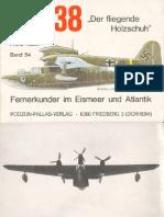 054 Waffen Arsenal Bv 138 Der Fliegende Holzschuh