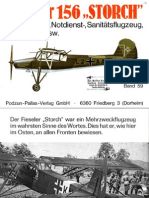 059 Waffen Arsenal Fieseler Storch Fi 156