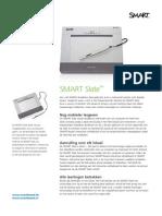 Productblad SMART Slate NL