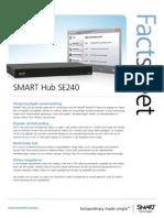 Productblad SMART Hub SE 240 NL