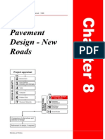 Pavement and Materials Design Manual 1999 - CHAPTER 8