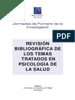 Revision Psicologia de La Salud
