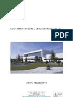 Contremar Catalogo de obras 2008
