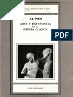 Pollit J.J. 1972 1984 Arte y Experiencia en La Grecia Clásica Selección