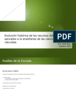 Presentacion Huellas - Raúl Bazo