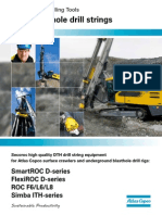 12 Catalogo Accesorios de Perforacion Dth Para Roc