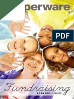 209969756 Tupperware Fundraiser Catalog 2014 CA English