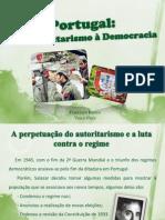 Portugal- Do Autoritarismo à Democracia