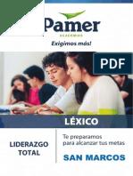 Libro Lexico 2014-I