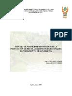 EVE_iiap Produccion de Peces Amazonicos en Estanques en San Martin 2007