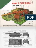 069 Waffen Arsenal Kampfpanzer Leopard 2