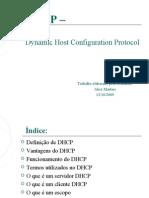 Apresentação3 - DHCP