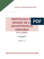 11.Protoco de Incontinencia Urinaria f