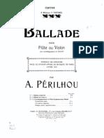 Perilhou Ballade