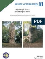 Blythburgh Priory