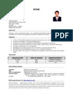 Resume Sanket Manjit(2)