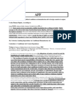 Political Condo AFF