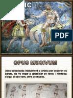 El Mosaico en Roma