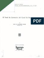 Tunel Cavitacion Hidrodinamica
