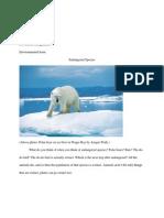 e-portfolio assignment meteorology