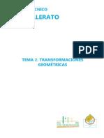 Tema 2 Transformaciones Geometricas