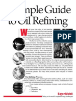Simple Guide to Oil Refining
