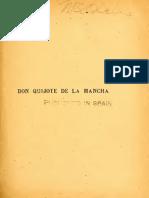 Don Quijote de La Mancha - Guillén de Castro
