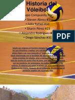 La Historia Del Vóleibol