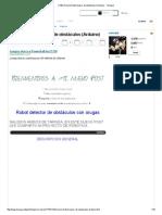 (+99) Arma tu Robot evasor de obstáculos (Arduino) - Taringa!.pdf