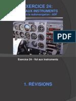 Exercice 24.11 - Vol Aux Instruments - Aides à La Radionavigation - ADF