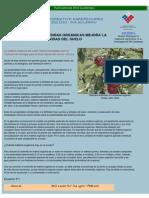 Boletin63biolechela Aplicación de Enmiendas Orgánicas Mejora La Productividad Del Suelo Juan Hirzel